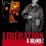 Affiche Libération à Blois