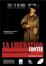 Libération à Blois !