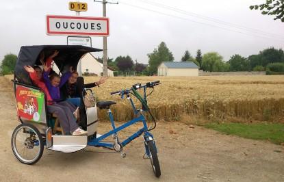 Route's : Oucques-la-joyeuse !