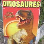 Dinosaure oublié...