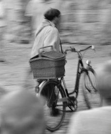Précieuse bicyclette !
